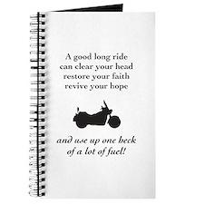 Good Long Ride Journal