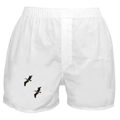 2 Pelicans Boxer Shorts
