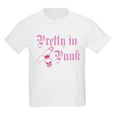 Pretty In Punk T-Shirt