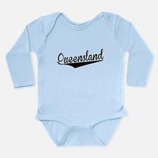 Queensland, Retro, Body Suit