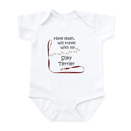 Silky Travel Leash Infant Bodysuit