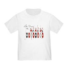 Lets Dance the Merengue T-Shirt