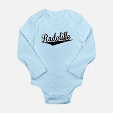 Radcliffe, Retro, Body Suit