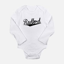 Radford, Retro, Body Suit