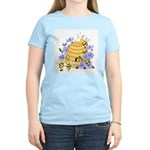 Honey Bee Dance Women's Light T-Shirt