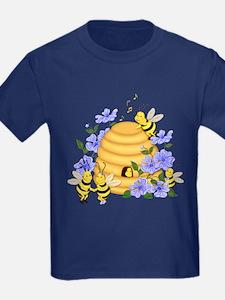 Honey Bee Dance T