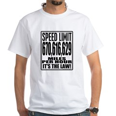 Light Speed Limit Shirt