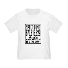 Light Speed Limit T