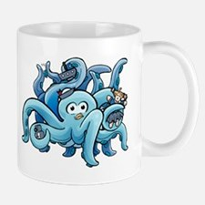 Release the Kracken Mugs
