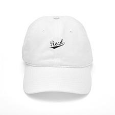Read, Retro, Baseball Baseball Baseball Cap