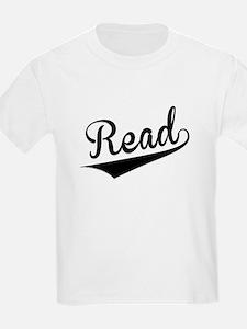 Read, Retro, T-Shirt
