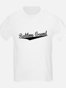 Redstone Arsenal, Retro, T-Shirt
