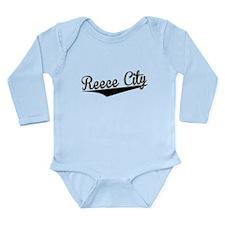Reece City, Retro, Body Suit