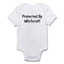 Protected By Witchcraft Onesie