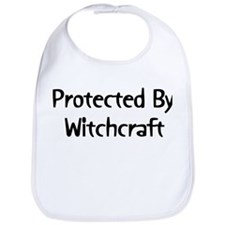 Protected By Witchcraft Bib