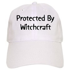 Protected By Witchcraft Baseball Cap