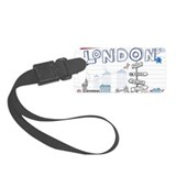 London luggage tag Luggage Tags