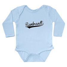 Rembrandt, Retro, Body Suit