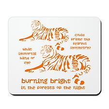 Tiger Tiger Mousepad