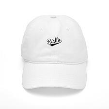 Rialto, Retro, Baseball Baseball Cap