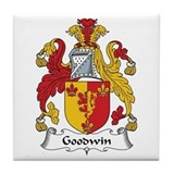 Goodwin crest Drink Coasters
