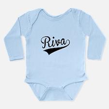 Riva, Retro, Body Suit