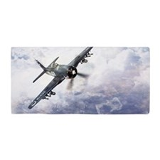 F8F Bearcat Beach Towel