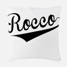 Rocco, Retro, Woven Throw Pillow