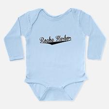 Roche Harbor, Retro, Body Suit