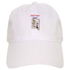Hot Flash Relief Baseball Cap