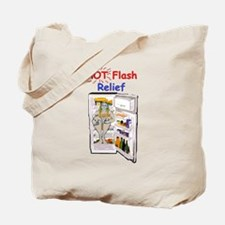 Hot Flash Relief Tote Bag