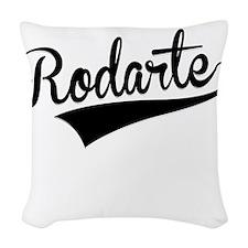 Rodarte, Retro, Woven Throw Pillow