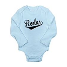 Rodas, Retro, Body Suit