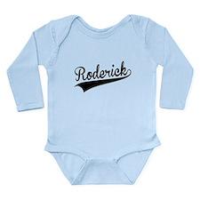 Roderick, Retro, Body Suit
