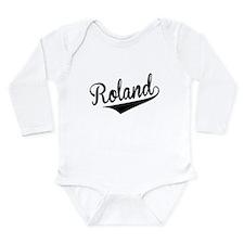 Roland, Retro, Body Suit