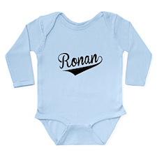 Ronan, Retro, Body Suit