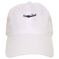 Rosemary Beach, Retro, Baseball Baseball Cap