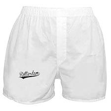 Rotterdam, Retro, Boxer Shorts