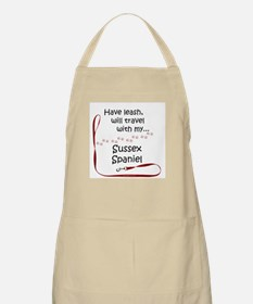 Sussex Travel Leash BBQ Apron