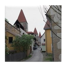 Lane in Amberg Tile Coaster