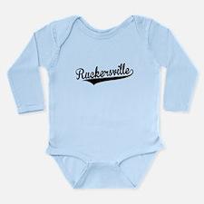 Ruckersville, Retro, Body Suit