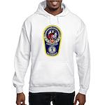 Chihuahua Police Hooded Sweatshirt