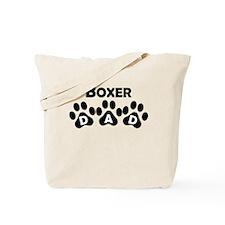 Boxer Dad Tote Bag