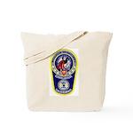Chihuahua Police Tote Bag