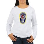 Chihuahua Police Women's Long Sleeve T-Shirt