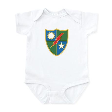 75th Ranger Crest Infant Bodysuit