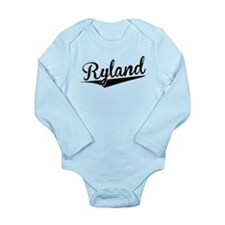 Ryland, Retro, Body Suit