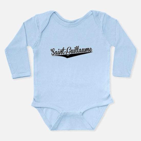 Saint-Guillaume, Retro, Body Suit