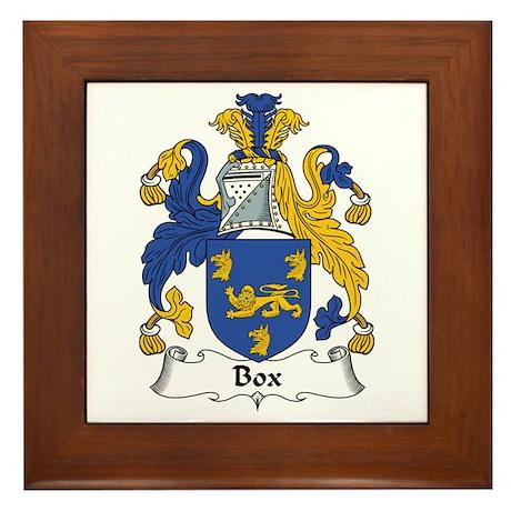 Box Framed Tile