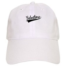 Salvatore, Retro, Baseball Baseball Cap